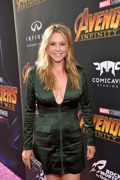Andrea Roth lost