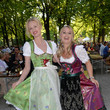 Andrea Sokol Arrivals at the Ladies Dirndl Dinner in Munich
