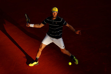 Andreas Seppi ATP Masters Series: Monte Carlo Rolex Masters - Day Five