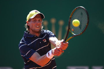 Andreas Seppi ATP Masters Series: Monte Carlo Rolex Masters - Day Three