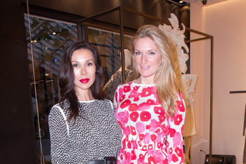 Andreea Baclea Max Mara and National YoungArts Foundation Event