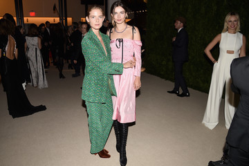 Andreea Diaconu 13th Annual CFDA/Vogue Fashion Fund Awards - Inside