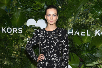 Andreea Diaconu God's Love We Deliver, Golden Heart Awards - Arrivals