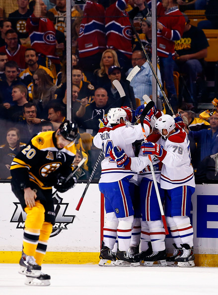 Montreal Canadiens v Boston Bruins []