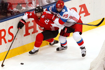Andrei Markov World Cup of Hockey 2016 - Semifinals - Russia v Canada