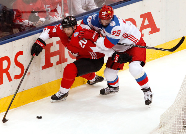 World Cup of Hockey 2016 - Semifinals - Russia v Canada []
