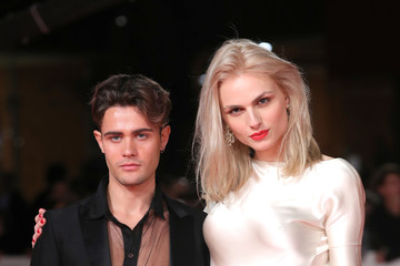 Andreja Pejic 'The Girl In The Spider's Web' Red Carpet Arrivals - 13th Rome Film Fest
