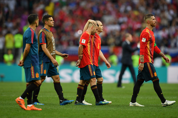 Spain vs. Russia: Round of 16 - 2018 FIFA World Cup Russia