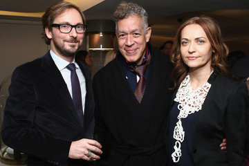 Andres Serrano Van Cleef & Arpels Host a Cocktail Party