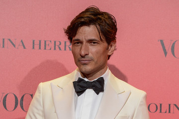 Andres Velencoso Vogue 30th Anniversary Party In Madrid
