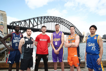 Andrew Bogut 2018/19 NBL & WNBL Season Launch