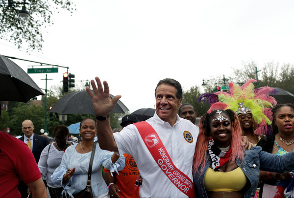 Annual West Indian Day Parade Held In Brooklyn, New York