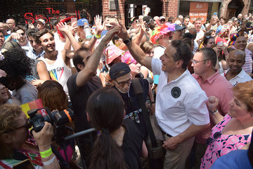 Andrew Cuomo Pride March - WorldPride NYC 2019