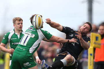 Andrew Fenby Newcastle Falcons v London Irish - Aviva Premiership