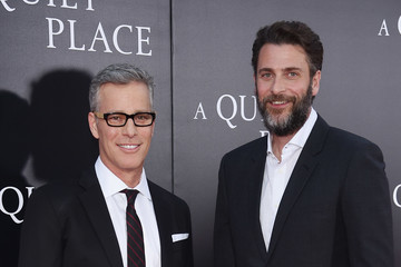 Andrew Form 'A Quiet Place' New York Premiere