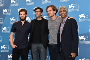 Andrew Garfield '99 Homes' Photo Call in Venice