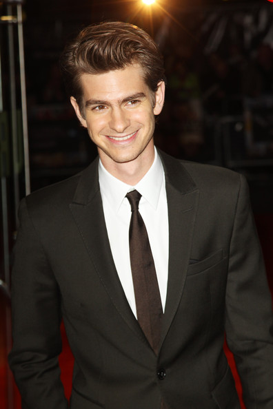 Andrew Garfield - Never Let Me Go - Premiere: 54th BFI London Film Festival - Inside Arrivals