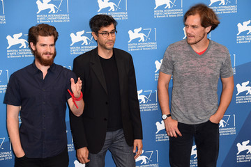 Andrew Garfield 'Dearest' Press Conference in Venice