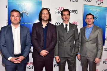 Andrew Garfield AFI FEST 2018 Presented By Audi - Screening Of 'Under The Silver Lake' - Arrivals