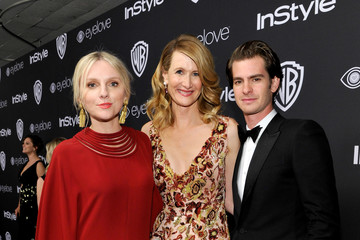 Andrew Garfield The 2017 InStyle and Warner Bros. 73rd Annual Golden Globe Awards Post-Party - Red Carpet