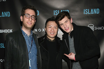 Andrew Gertler Island Records 2015 Holiday Party
