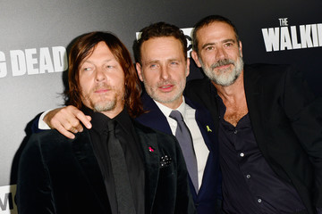 Andrew Lincoln Premiere Of AMC's 'The Walking Dead' Season 9 - Arrivals