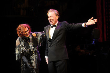 Andrew Lloyd-Webber Andrew Lloyd Webber's 'Sunset Boulevard' Opens On Broadway Starring Glenn Close