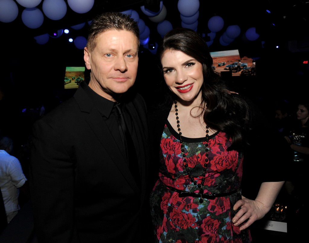 "Andrew Niccol - Premiere Of Open Road Films ""The Host"" - After Party"