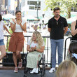 Andrew Rannells Bryant Park's Broadway-Bound Initiative With BroadwayEvolved Kick Off