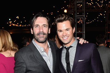Andrew Rannells 'Girls' Season 4 Premiere Afterparty