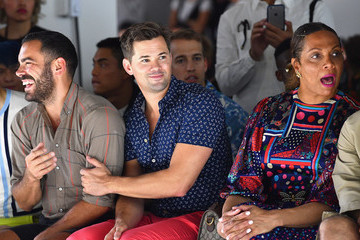 Andrew Rannells Parke & Ronen Spring 2018 - Front Row