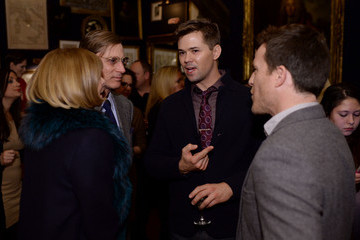 Andrew Rannells Brides February/March Issue Celebration