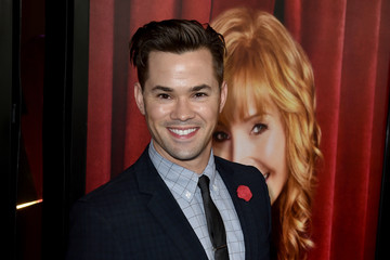 "Andrew Rannells Premiere Of HBO's ""The Comeback"" - Red Carpet"