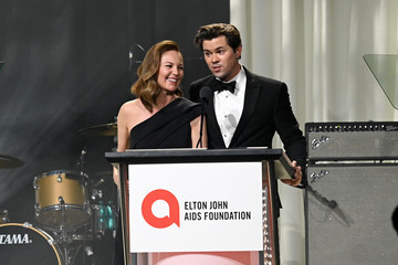 Andrew Rannells 28th Annual Elton John AIDS Foundation Academy Awards Viewing Party Sponsored By IMDb, Neuro Drinks And Walmart - Inside