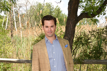 Andrew Rannells The Eighth-Annual Veuve Clicquot Polo Classic - Red Carpet Arrivals