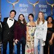 Andrew Rhymer 2020 Writers Guild Awards West Coast Ceremony - Arrivals
