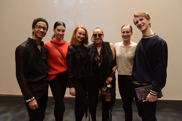 American Ballet Theatre Women's Movement Hosted By Donna Karan At Urban Zen During Women's History Month