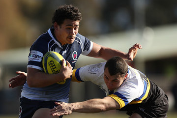 Andrew Robinson NRC Rd 1 - Canberra v QLD Country