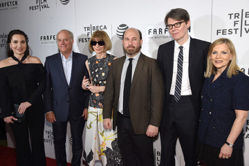 """Andrew Rossi Fabiola Beracasa Beckman """"The First Monday In May"""" World Premiere - 2016 Tribeca Film Festival - Opening Night"""