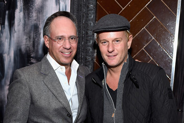 Andrew Saffir A24 and DirecTV With the Cinema Society Host a Screening of 'The Blackcoat's Daughter' - After Party