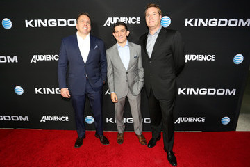 Andrew Siciliano DIRECTV Celebrates the Second Season of 'Kingdom'