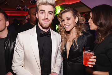 Andrew Taggart 60th Annual Grammy Awards After Party Hosted By Benny Blanco And Diplo With SVEDKA Vodka And Interscope Records