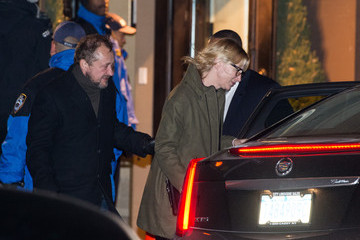 Andrew Upton Wake Held for Philip Seymour Hoffman