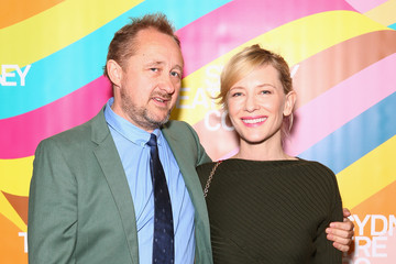 Andrew Upton Opening Night Of Cyrano de Bergerac