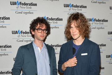 Andrew VanWyngarden UJA-Federation Of New York Music Visionary Of The Year Award Luncheon - Arrivals
