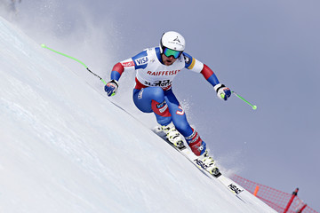 Andrew Weibrecht FIS World Ski Championships - Men's and Women's Downhill Training