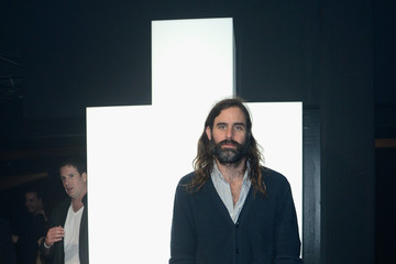 Andrew Wyatt Burberry Brit Rhythm Men's Launch in NYC