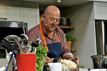 Andrew Zimmern Food Network & Cooking Channel New York City Wine & Food Festival