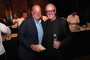 Andrew Zimmern Rock & Roll Night Market With Hot Bread Kitchen Hosted By Masaharu Morimoto - New York City Wine & Food Festival