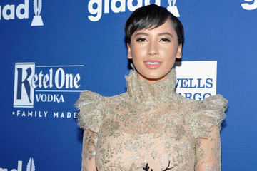 Andy Allo Ketel One Family-Made Vodka, a longstanding ally of the LGBTQ community, stands as a proud partner of GLAAD for the 29th Annual GLAAD Media Awards Los Angeles